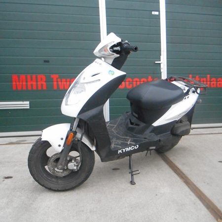 Kymco Agility Delivery Euro-4