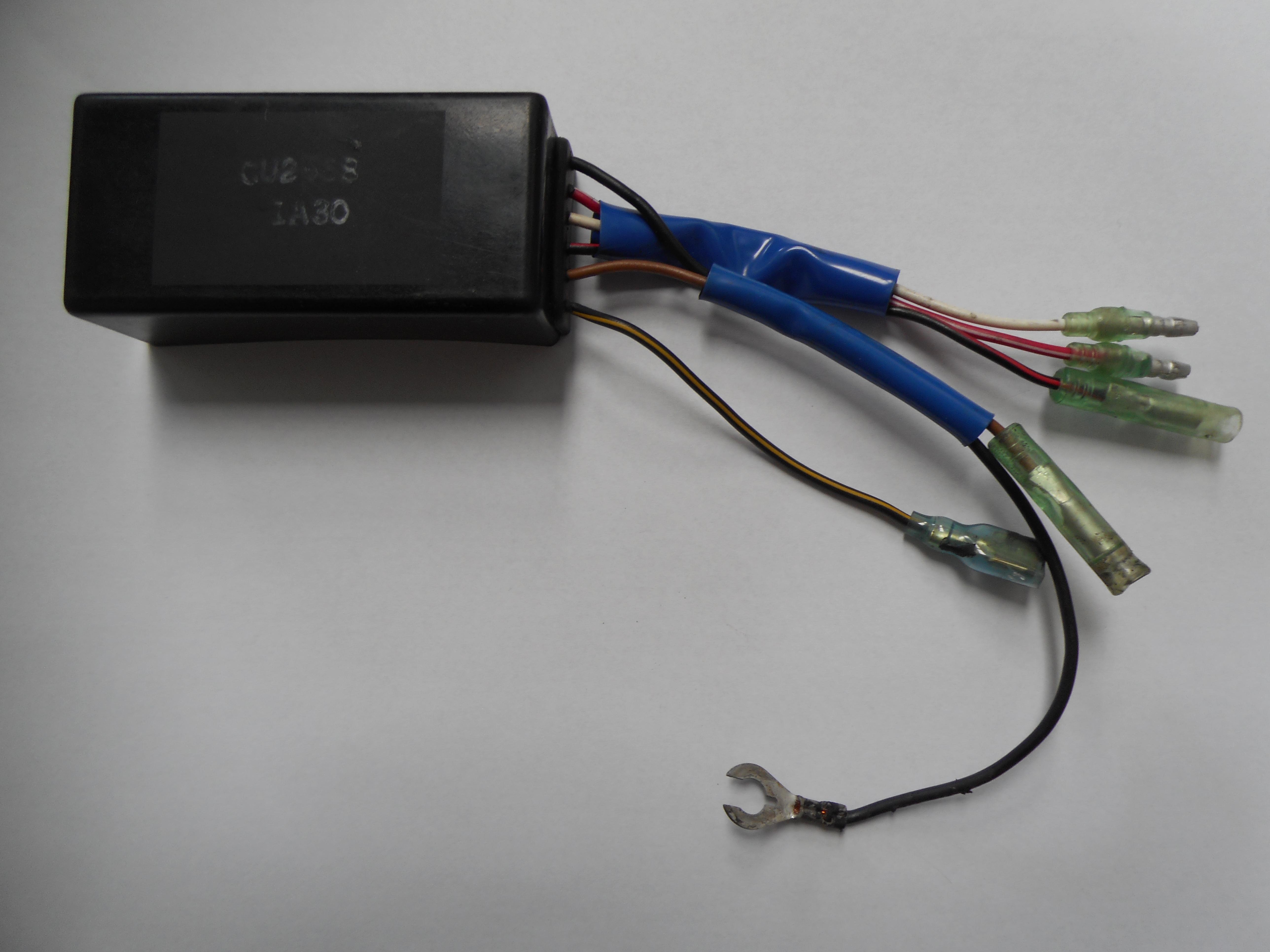 Powerpack / CD unit Mercury
