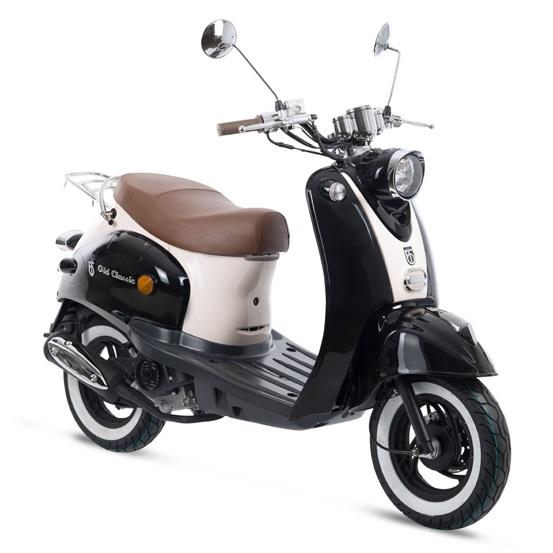 Buddyseat Zadel BTC scooter