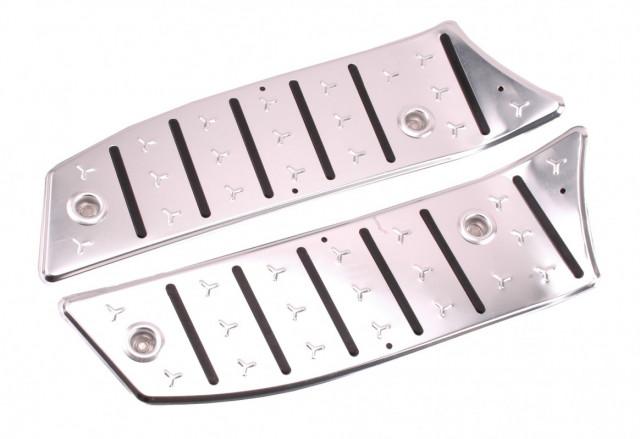 Treeplaatset Aluminium   China LX