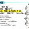 BALHOOFDSTEL BUZ.6096 BW-NEO-JOG