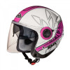 Helm SMK Swing Essence Roze XS